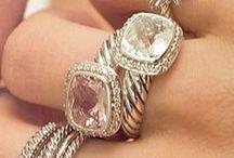 A Girls Best Friend  / Diamonds.... Or just jewelry in general.  / by Amy Enbysk