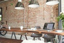 OldBASICS | Muur / Stoere oude muren staan prachtig in huis of in een winkel; combineer dit met mooie brocante meubels met een vleugje vintage/ retro en het is prachtig!