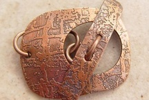 Jewelry Findings, Clasps, Bails, etc. / by Denise Wootton