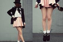 Dress to impress / Dresses and skirts to love / by Iris Eleonora