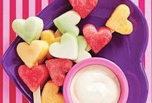 Valentine's Day / Sweetheart-worthy recipes and ideas your #Valentine will LOVE!