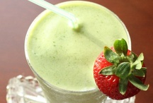 Smoothie Paradise / A place where all good smoothie recipes go.