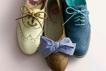 Shoes / by Elizabeth Kirtley