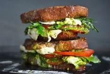 Grilled Cheese Recipes / Shred it. Stuff it. Melt it.
