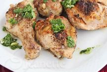 Chicken Recipes / The best recipes where chicken is the star of the dish.