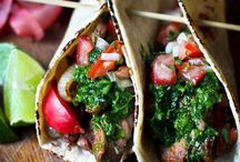 Tacos, Burritos and other Mexican Favorites / Recipes to satisfy your Mexican food craving.