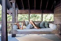 Porch Living / by Meredith Church