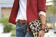 OOTD - B L A Z E R S / by Xime Vargas Aizcorbe