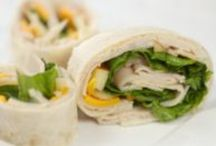 Lunchbox Recipes / To help with the back to school rush, try these A+ lunchbox ideas and quick family meals.
