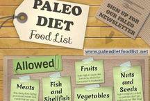 Paleo/gluten free/grain free / by Melissa Thomas