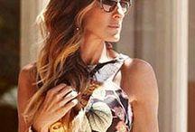 Style: Sarah Jessica Parker / by Mikayla Robertson