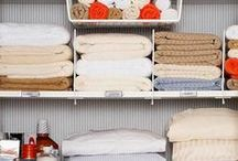 Laundry + Linens / by Meredith Church