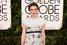 Golden Globes 2015: the best neutral dresses / Neutral, off-white and muted tones were the key look on the Golden Globes red carpet. From Amy Adams to Keira Knightley, here are some of the strongest  / by The Guardian