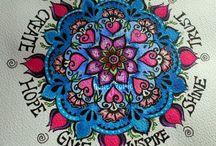 Art {Mandalas} / by Camille Baldwin