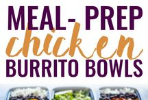 Meal Prep / Make-ahead meals!