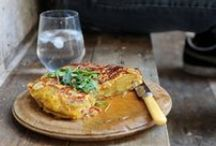 Recipes for egg lovers / Whether you like yours sunny-side up, poached or scrambled, there's sure to be some inspiration in our board of egg-cellent recipes / by The Guardian