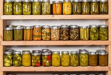 Canning / Guide to canning and storing food.