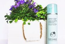 Cleanse & Polish / View larger imageRollover image to zoomSend to a friend.  Our original, multi award-winning hot cloth cleanser quickly removes daily grime and make up to leave skin clean, soft and radiant.  / by Liz Earle