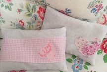 Patchwork And Lace makes / Pretty & practical handmade gifts for your home and family