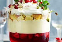 Trifle / Anything that looks and tastes amazing in a trifle bowl!
