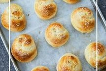 Homemade Breads and Rolls / Breads and rolls for any meal.