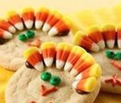 Thanksgiving Inspired Recipes and Craft Ideas / All things Thanksgiving and Turkey related.