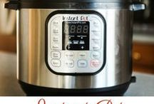 Instant Pot Recipes / Savory and sweet recipes to go in your Instant Pot.