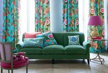 Interior Design - Furniture/Single Element / by Lathem Gordon