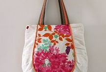 Sewing - Bags / I love making bags!! My collection of bags, totes, clutches, favorite fabrics & how-to's.  / by Stacey Gibson