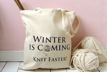 knit  /   also includes some crochet / by teapot tempest (kier)