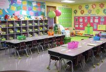 classroom / by Betsy Lamon