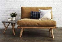 furnishings chair / bench / couch / by teapot tempest (kier)