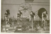 Vintage Cycling Photos