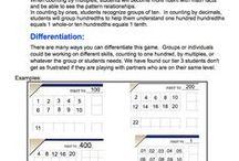 Math Games / by Jan Farmer