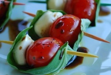 Appetizers Recipes / by Naas Farm