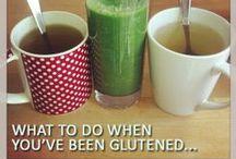 Celiac & Gluten Sensitivity / by Kelsie Merwine