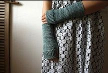 knit wear-ables  / by teapot tempest (kier)