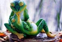 I Luv Frogs.....