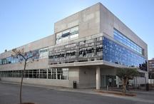 Biblioteca d'Educació / C/ Ramon LLull s/n. Campus Tarongers. València