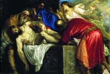 Semana Santa / La Semana Santa ha servido de base para una enorme cantidad de Obras Maestras de la Historia del Arte.
