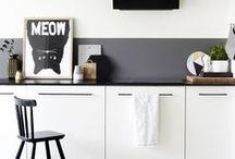 Spaces | Kitchen / by Mackenzie Schurer