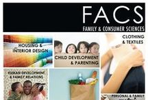 Family & Consumer Science / by Veronica Martinez
