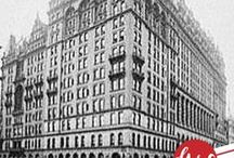 HISTORY: Waldorf-Astoria / History of the Waldorf-Astoria hotel #nyc
