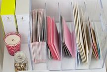 Get more organized! / by Veronica Martinez