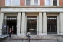 Biblioteca d'Humanitats / c/ Arts gràfiques nº 13 - 46010 – València