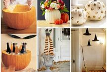 Fall & Halloween - Kuzak's Closet / Halloween decor and fall recipes