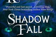 Shadow Fall (book two), Shadow series