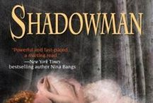 Shadowman (book three, Shadow series)