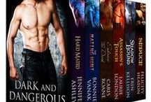 Dark and Dangerous: Six-in-one bundle of hot paranormal romance / COMING OCTOBER 14--Whether you like shifters, weres, vampires, fae, magic or secret portals, there's a sexy story here that's sure to feed your darkest, most dangerous desires.  / by Erin Kellison