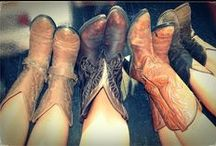 Cowboy Boots! / by Rena Rose